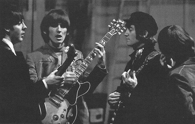 Black Stratocaster