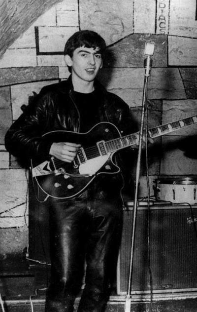 George Harrison 1957 Gretsch PX6128 Duo Jet