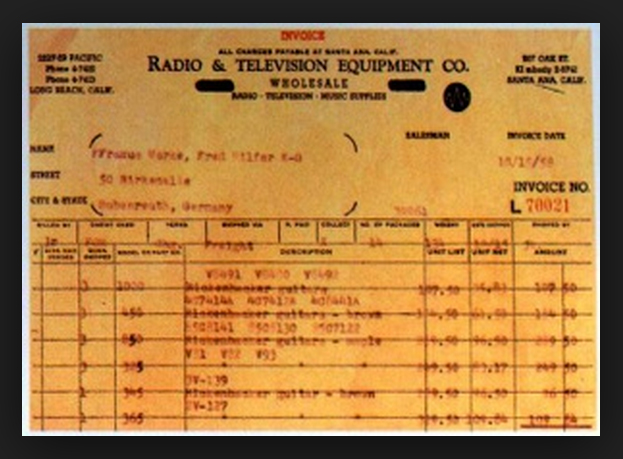 The beatles and beyond johns guitars tilonlysilenceremains in the invoice above you can barely make out the 3 serial numbers v81 johns guitar v82 pictured below and the rarely seen v93 with the f hole at beatles thecheapjerseys Images