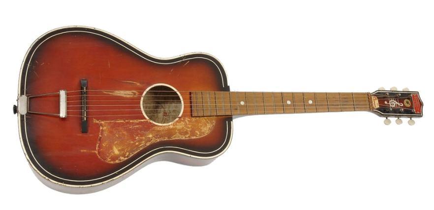 The Beatles and Beyond – John\'s Guitars – tilonlysilenceremains