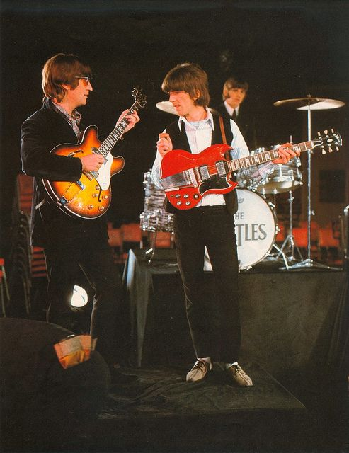 The Beatles and Beyond – George's Guitars