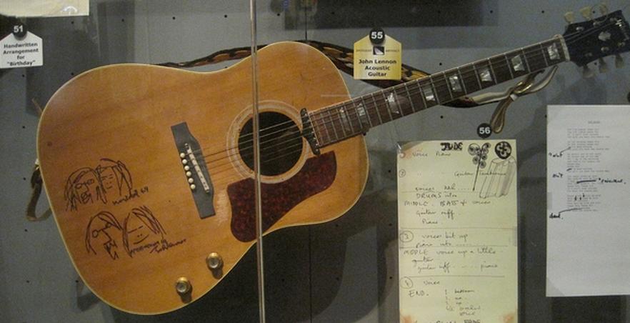 John's Guitar