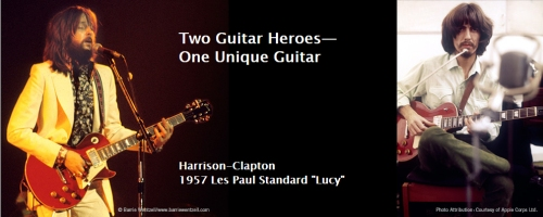 Lucy George Harrison - Eric Clapton 1